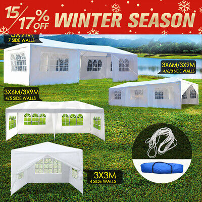 Party Wedding Tent Shade Canopy Gazebo Event Pavilion Outdoor Camping