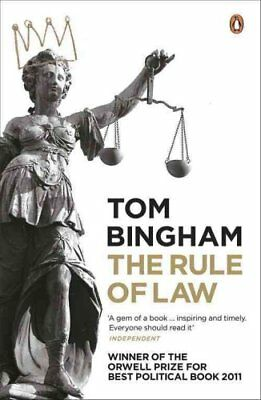 The Rule of Law by Tom Bingham 9780141034539 (Paperback, 2011)