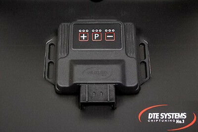 DTE Systems Chiptuning mit App PowerControl X FORD TRANSIT CUSTOM 2.2 TDCi