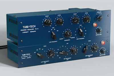 Softube Tube-Tech Equalizer Collection