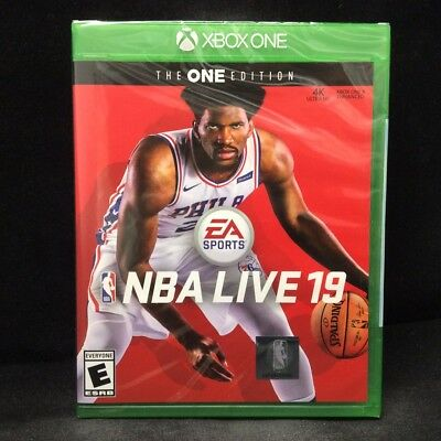NBA Live 19 - The ONE Edition (Xbox One) BRAND NEW / In Stock