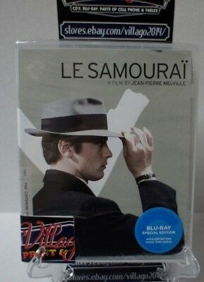 Le Samourai New Blu-Ray  Free Shipping!!!