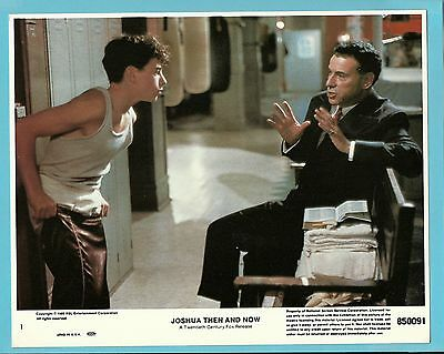 Joshua Then and Now James Woods Press Publicity 8x10 Movie Lobby Photo