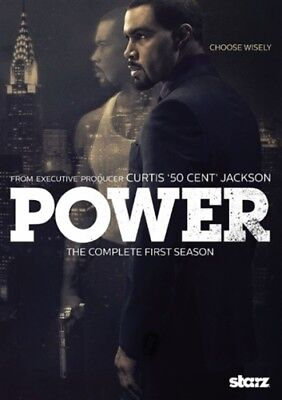 POWER TV SERIES COMPLETE FIRST SEASON 1 New Sealed DVD