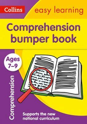 Comprehension Bumper Book Ages 7-9 (Collins Easy Learning KS2) by Collins...