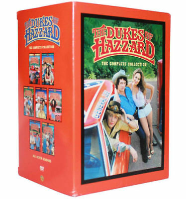 The Dukes Of Hazzard: The Complete Series - Season 1-7 (DVD Set - 33 Disc) New