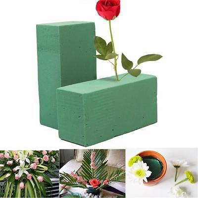 Standard Ideal Wet Foam Brick Floral Florist Holder Blocks for Fresh Flowers DIY
