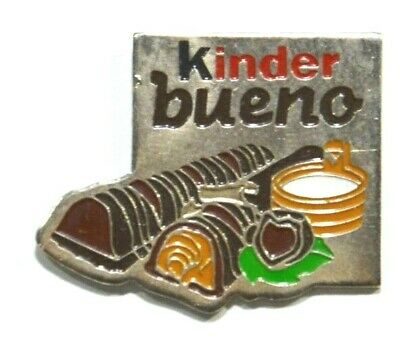 Pins Chocolat Kinder Bueno Barre Chocolatee