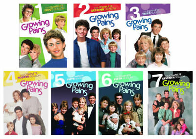 Growing Pains: The Complete Series Seasons 1-7 DVD Set- Season 1 2 3 4 5 6 7 New
