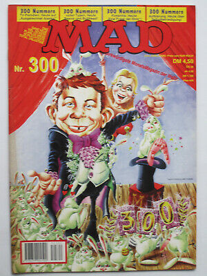 MAD (bsv/Williams, 1967-)   Band 47 bis Band 88  Zustand 1-3