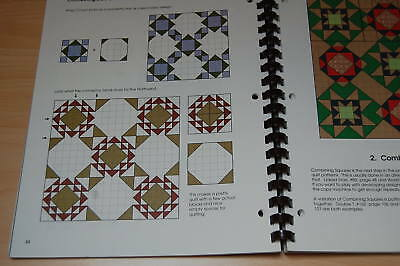 MARY E. HOPKINS Quilting The It's okay if you sit on my Quilt Book Patchwork