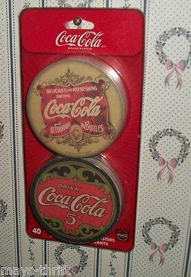 Coca Cola Coasters /new