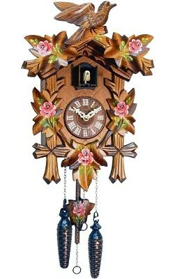 Alexander Taron 532-9Q Engstler Battery-operated Cuckoo Clock - Full Size