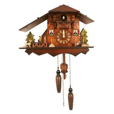 Alexander Taron 428QMT Engstler Battery-operated Cuckoo Clock - Full Size
