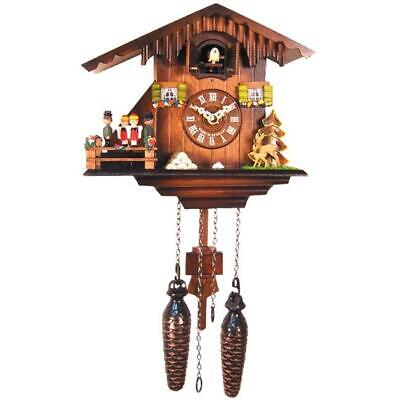 Alexander Taron 424QMT Engstler Battery-operated Cuckoo Clock - Full Size