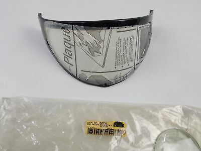 Motorcycle Helmet Face Shield Double Lens Clear Mask Visor Screen Bieffe Bf-270