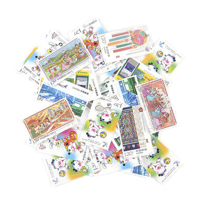 Stamp Collection Old Value Lots China Features World Stamps Random wholesale