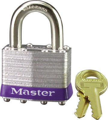 Master Lock Tough Under Fire Laminated Steel Padlock 1D