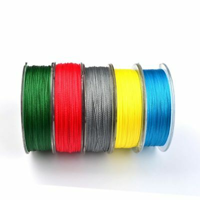 100M Extreme Super Strong Fish Thread Dyneema Spectra Sea Braided Fishing Line