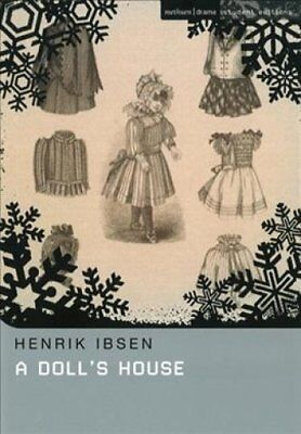 """A Doll's House"" by Henrik Ibsen 9781408106020 (Paperback, 2008)"