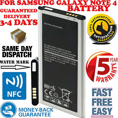 Brand New Longlife 3200mAh Battery For Samsung Galaxy Note 4 SM-N910 EB-BN910