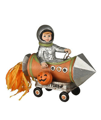 Rocket Man Trick or Treat Figure Bethany Lowe Halloween td7641 NEW