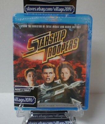 Starship Troopers   NEW Blu-ray FREE SHIPPING!!