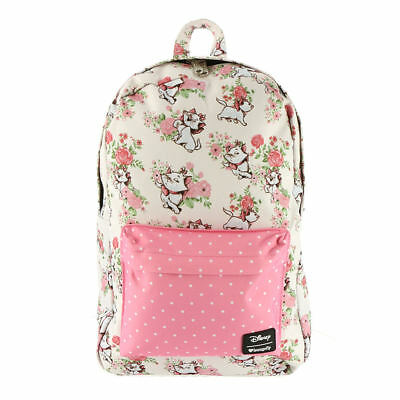 Loungefly Disney Aristocats Marie Backpack White/Pink