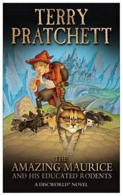 The Amazing Maurice and his Educated Rodents by Terry Pratchett 9780552562928