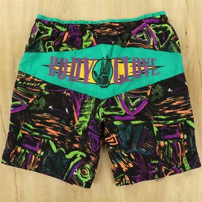vtg 80s 90s OCEAN PACIFIC op swim trunks L / 14-16  surf vaporwave aesthetic