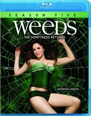 WEEDS SEASON 5 New Sealed Blu-ray