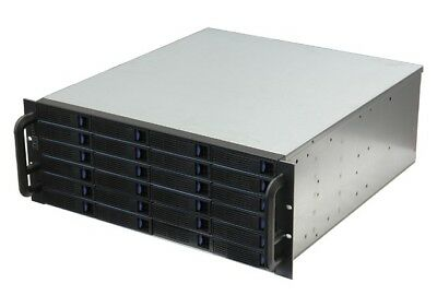 Norco Technologies DS-24D 4U 24-Bay SAS And SATA 6G Storage Sub-System