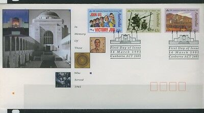 Australia 1991 Those who served First Day Cover  APM23060