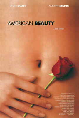 AMERICAN BEAUTY Movie Poster | 11x17 | Licensed - New | Spacey, Bening (1999)