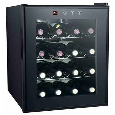 Sunpentown WC-1685H 16-bottle Thermo-Electric Wine Cooler with Heating