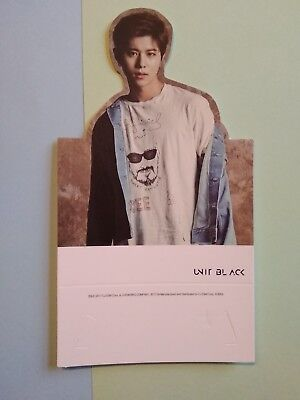Boys24 Unit Black Steal Your Heart Youngdoo Standee Photocard K-Pop Kpop In2It