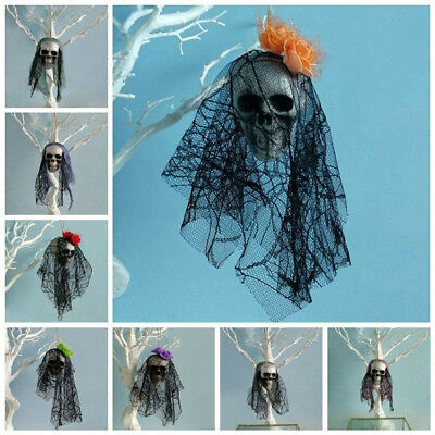 Halloween Hanging Props Pirates Corpse Skull Haunted Party Bar Home Horror Decor