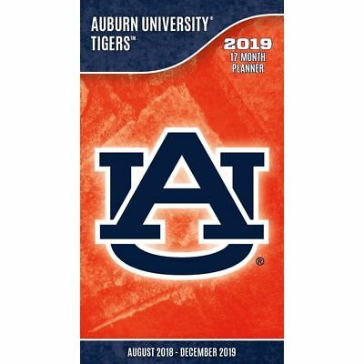 2019 auburn tigers pocket planner auburn tigers by turner licensing