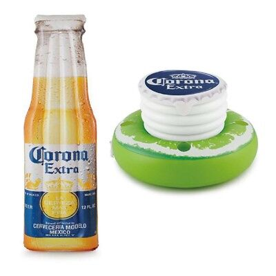 CORONA BEER BOTTLE Inflatable Swimming Pool Float Lounge Mat