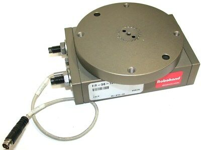 Up to 2 ROBOHAND Flange Output 180 Degrees Rotary Actuators RR-36-180