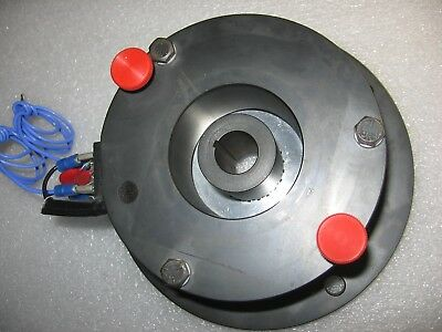 "Stromag 100 Volt Magnetic Electric Brake 4104-01 w/ 3/4"" Keyed Shaft Adapter"