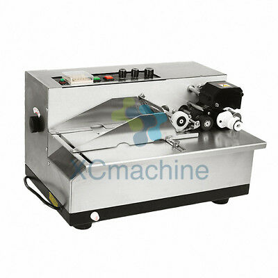 MY-380 Date Coder Marking Machine Iron Widen Solid Ink Coding Machine Printer