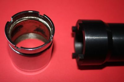 Triumph 5T 6T T110 T120 500 650 Rigid Pre Unit Fork Seal Holder Tool 61-3005