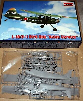 Cessna L-19/O-1 Bird Dog (Asian service) von Roden 1/32