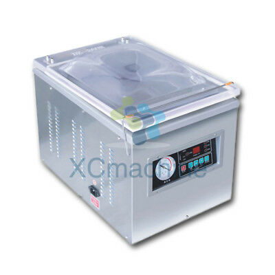 CE 110V/220V Single-Chamber Vacuum Packing Machine Food Vacuum Sealers Desktop