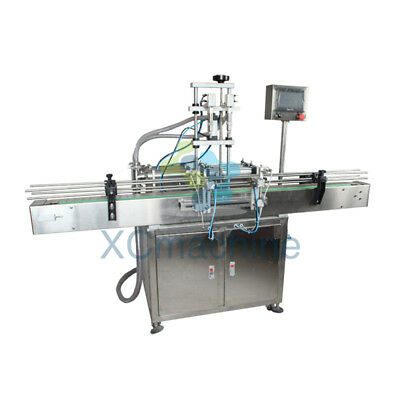 5-1000ml Double Head Automatic Liquid Filling Machine Shampoo Filling Machine