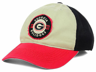 6e91bff245b Georgia Bulldogs NCAA Honors Flex Mesh Hat Cap University Athens UGA DAWGS  GA G