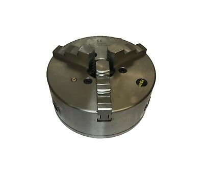Rdg Tools 200Mm 3 Jaw Self Centering Lathe Chuck D4 Camlock Fitting Colchester