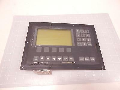 Hitachi, Mattec LM238XB Front Panel w/ LCD Module Display T76190