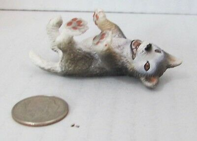 Schleich Husky Pup On Back 16374 Retired